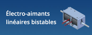 Electro-aimants-lineaires-bistables
